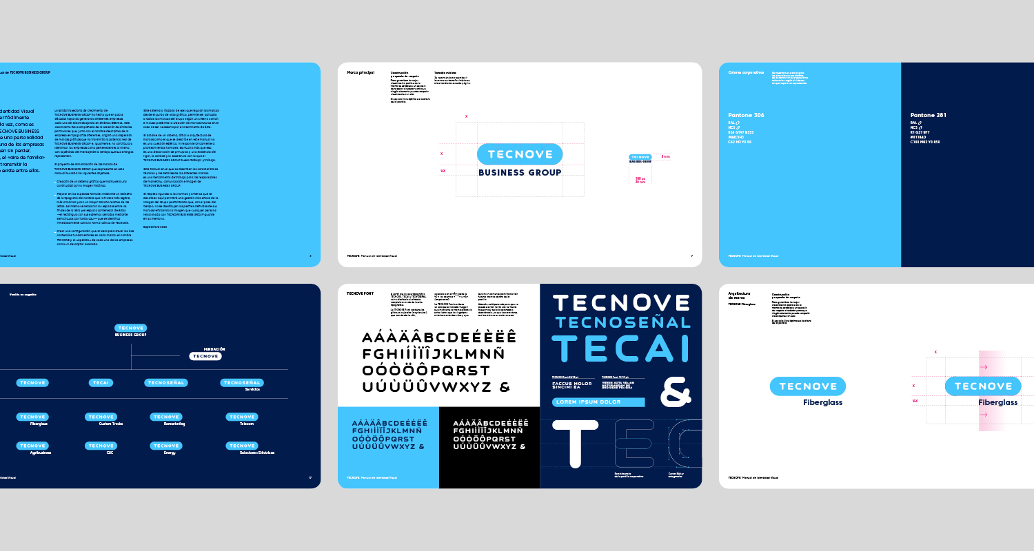 Tau Design -TECNOVE BUSINESS GROUP